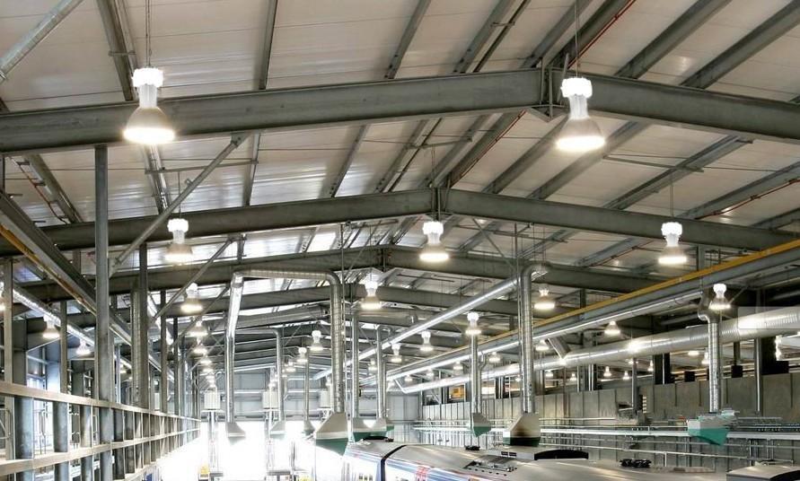 Đèn LED cho Nhà Xưởng