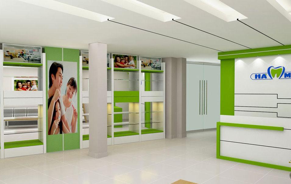 Thiết kế và thi công showroom
