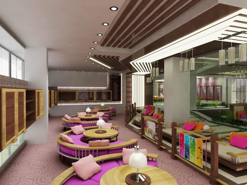 Thiết kế thi công văn phòng, cafe, bar