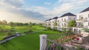 Dự án biệt thự West Lakes Golf & Villas tinh tế và sang trọng