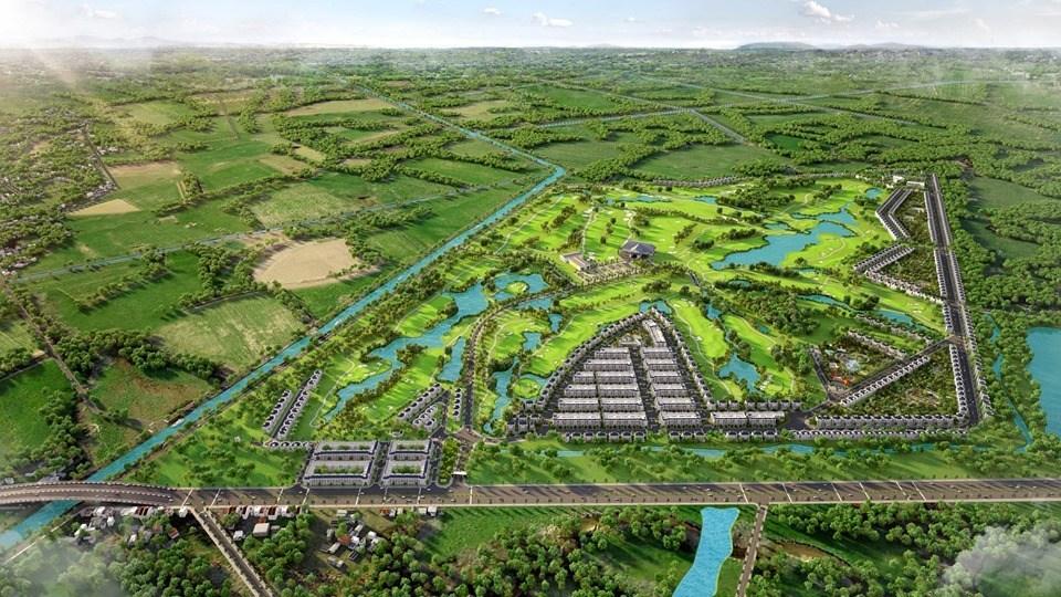 4 lý do nên đầu tư vào dự án West Lakes Golf & Villas Long An