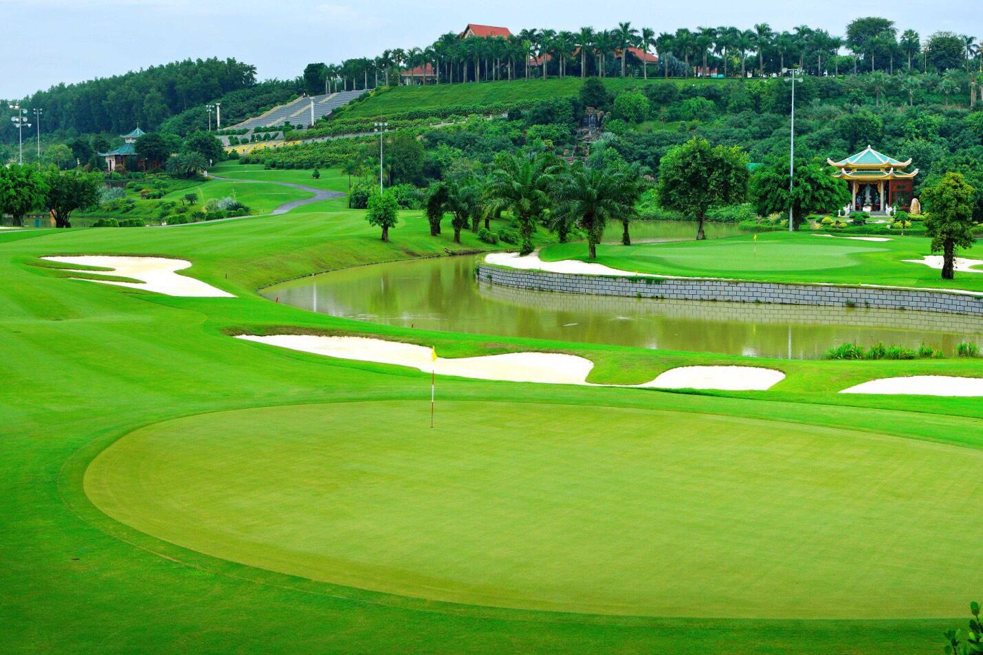 West Lakes Golf & Villas khu nghỉ dưỡng bậc nhất Long An