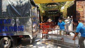 Dịch vụ chuyển nhà quân Tân Bình giá rẻ - Vận tải Đại Nam