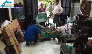 Dịch vụ chuyển nhà quân Tân Phú giá rẻ - Vận tải Đại Nam