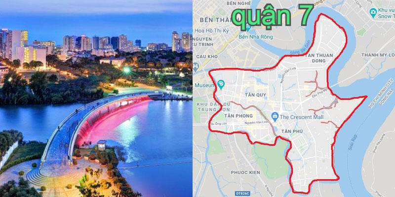 Chuyển nhà quận 7 đường Tân Thuận Tây