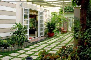 Top 10 đơn vị thiết kế tiểu cảnh sân vườn tốt nhất tại Tphcm hiện nay