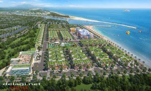 Tiến độ dự án Khu nghỉ dưỡng cao cấp De Lagi Bình Thuận